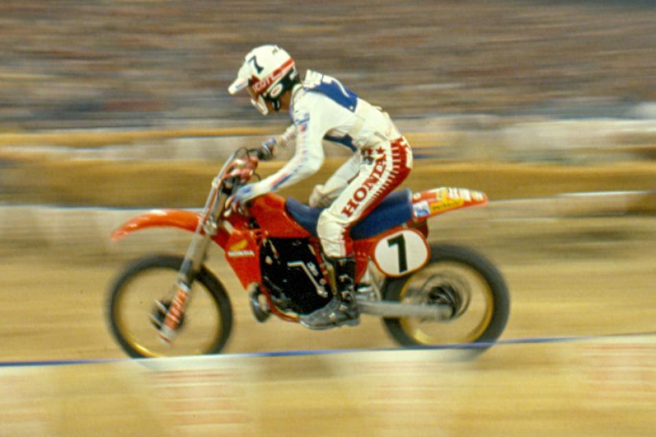 Honda Dealer Locator >> 30 Day Countdown to A1: #27 Donnie Hansen - Racer X Online