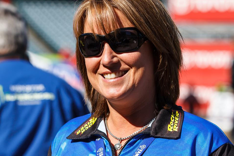 Between the Motos:  Christina Denney