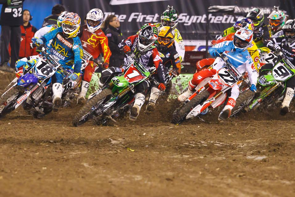 <strong>Rev Up:</strong> The Holeshot