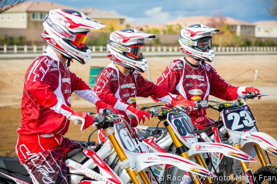 Motoconcepts Racing by  Smartop Team Gallery