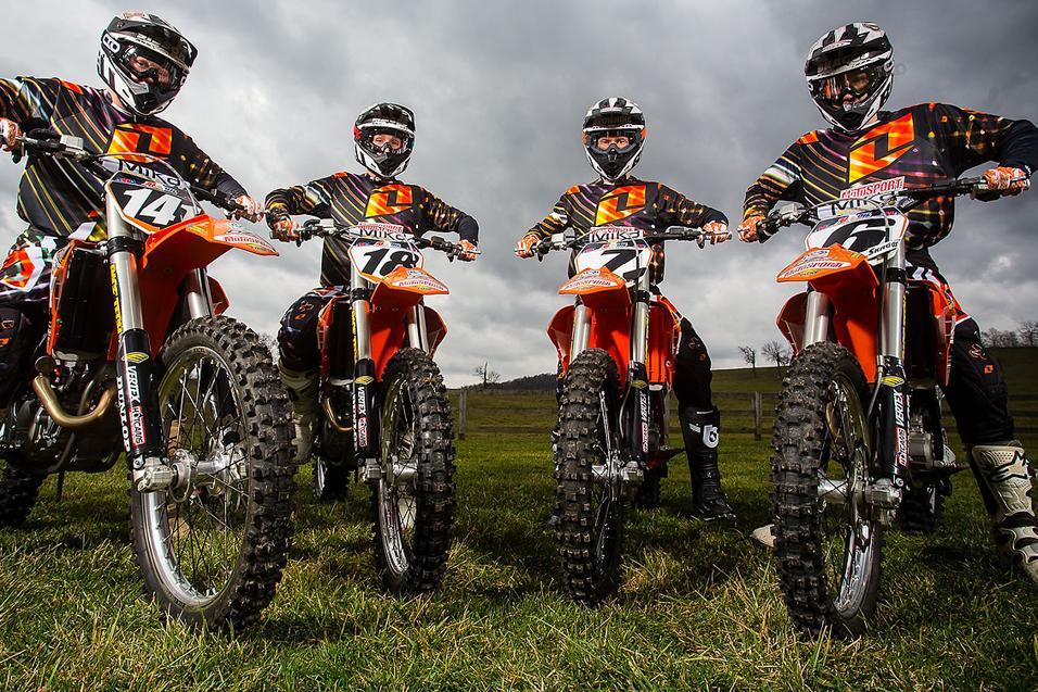Motosport.com/JBR/  Spinechillers AX Photoshoot