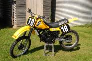 Your Collection: 1982 YZ100J