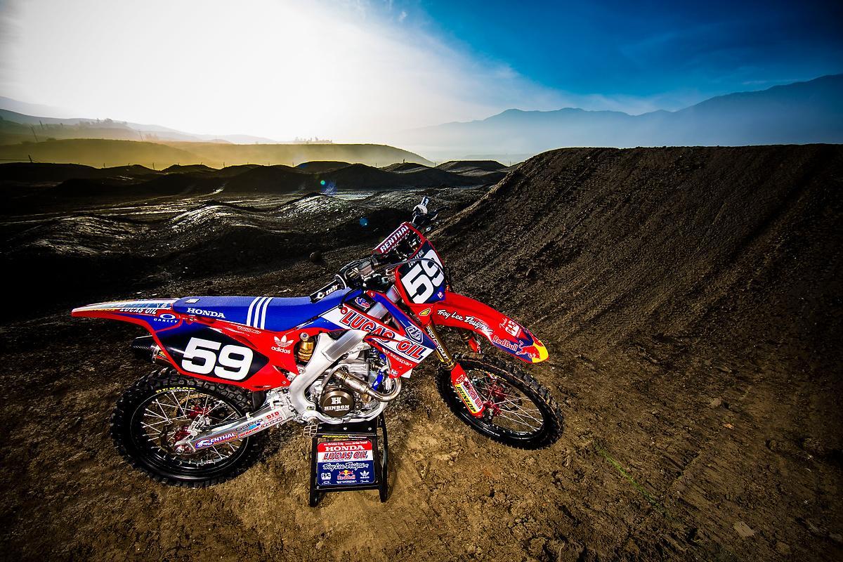 Craig's bike