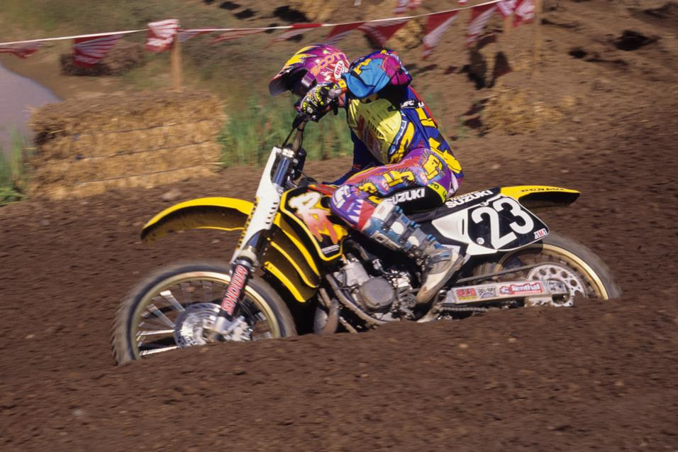 <strong>The List:</strong> All-Time<br /> Motocross Starts