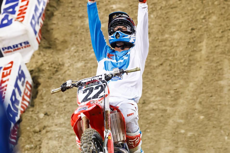 30 Day Countdown<br /> to A1: #6 Chad Reed