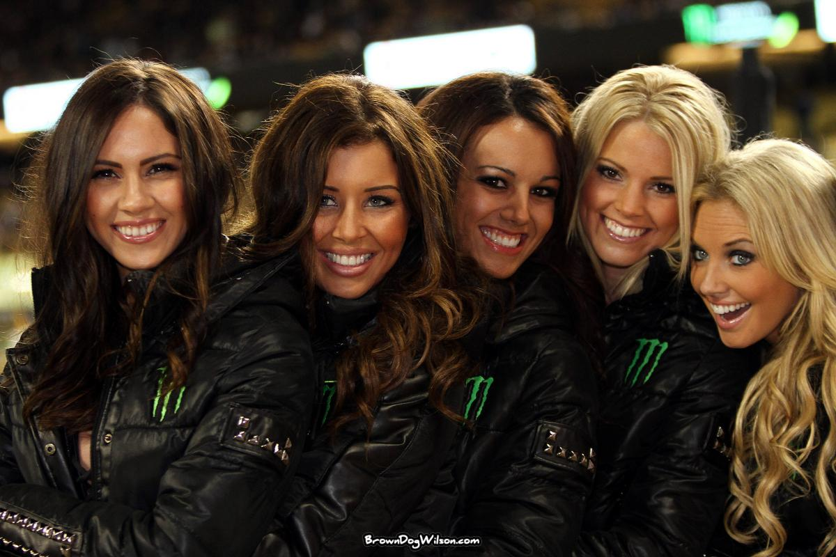 Monster Girls of 2012