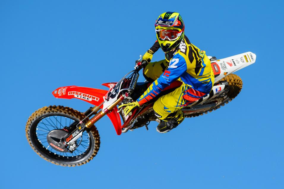 Chad Reed Wallpapers