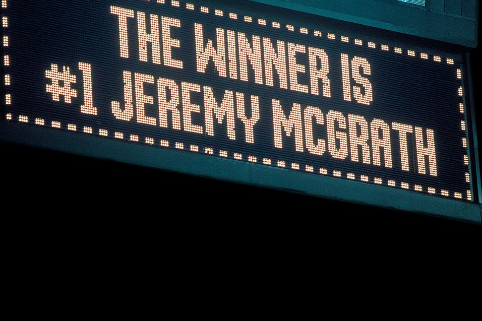30 Day Countdown  to A1: #1 Jeremy McGrath