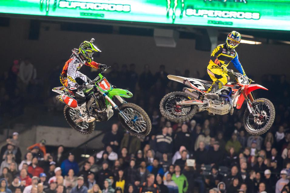 Anaheim SX Wallpapers