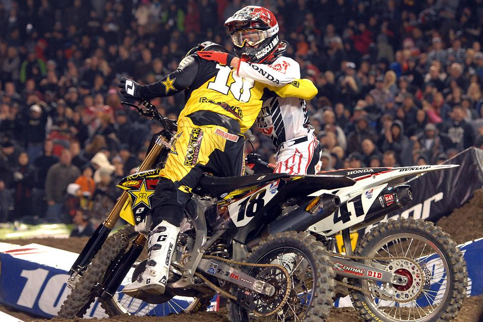 Racer X Redux: Ensemble Cast