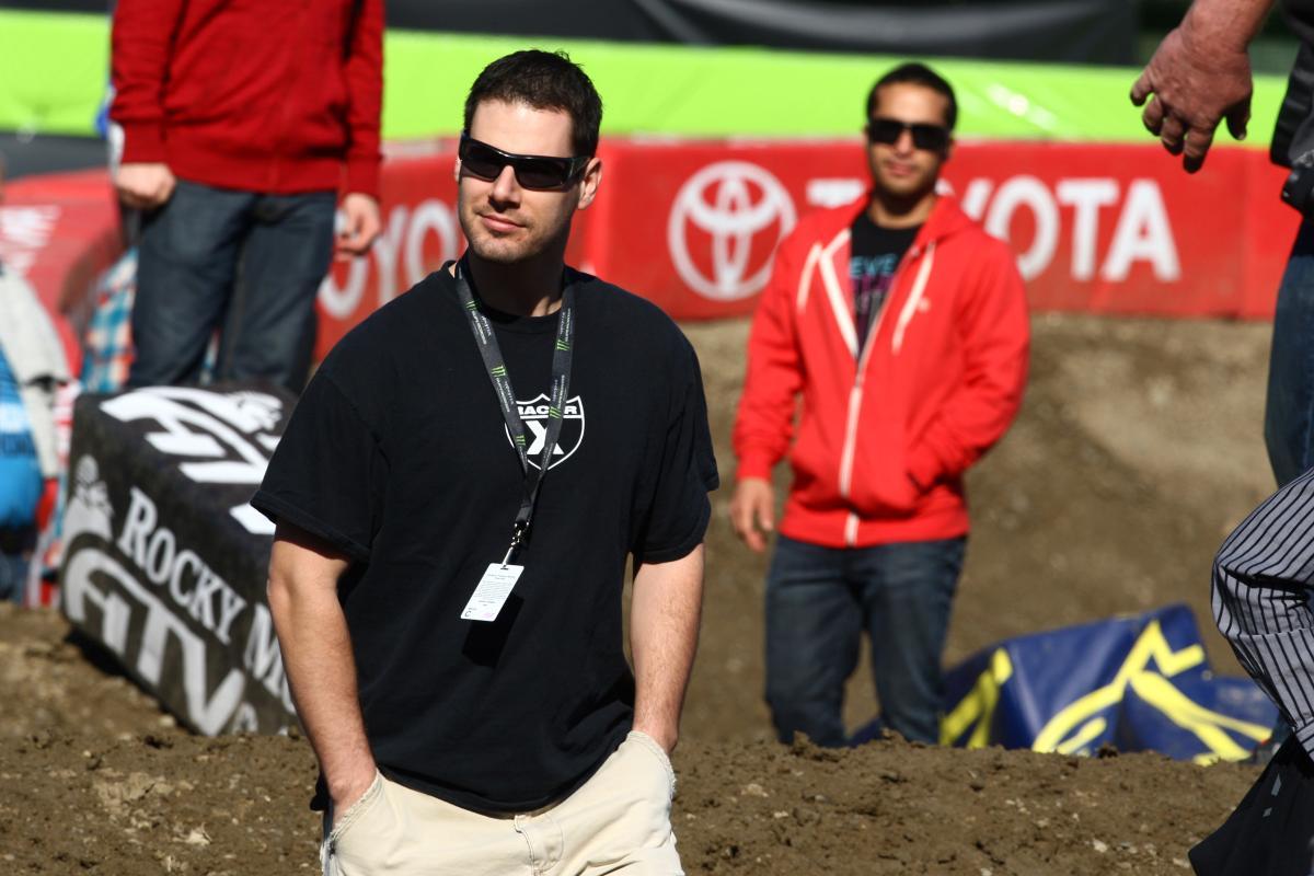 Racer X's Aaron Hansel