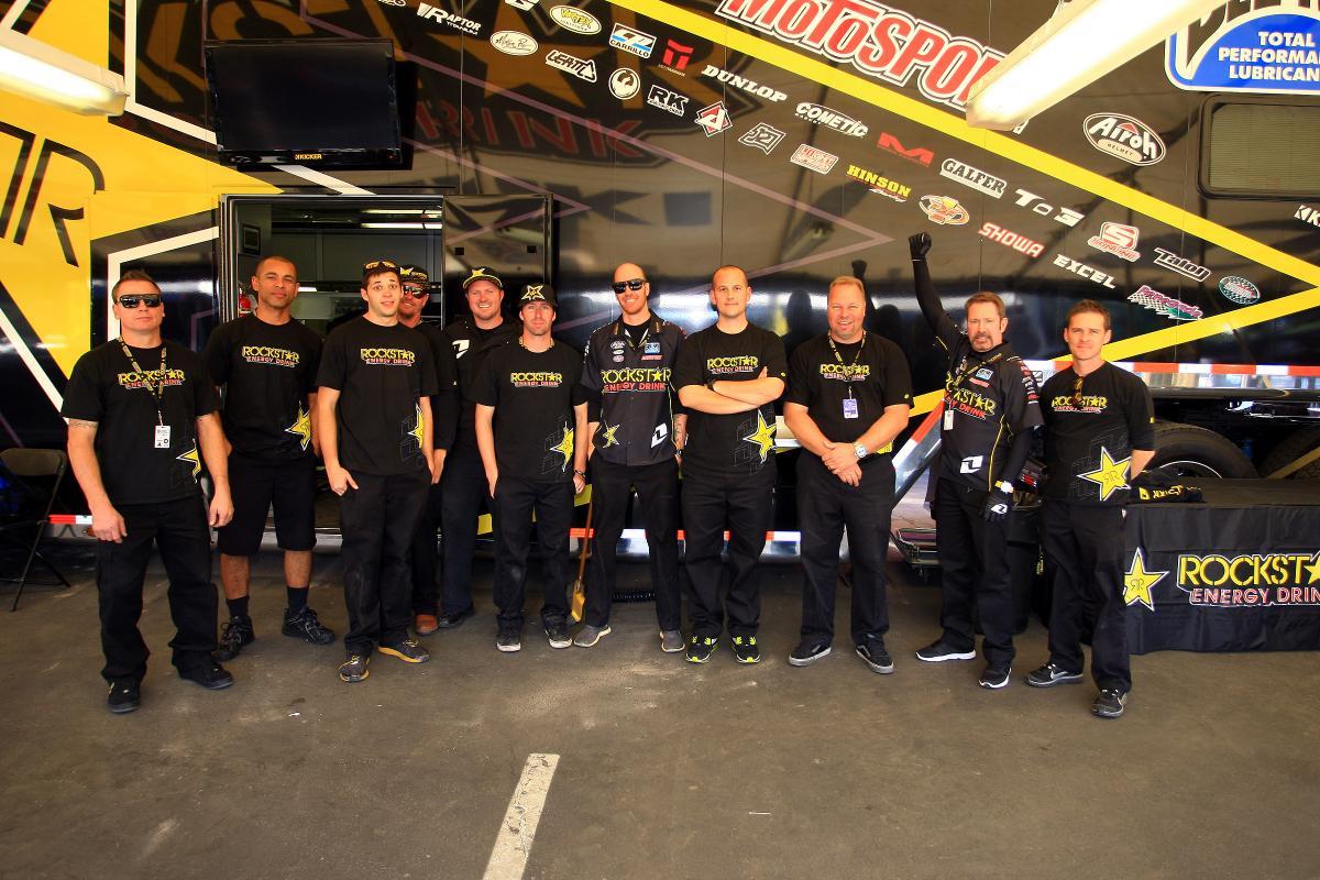 Rockstar Energy Racing