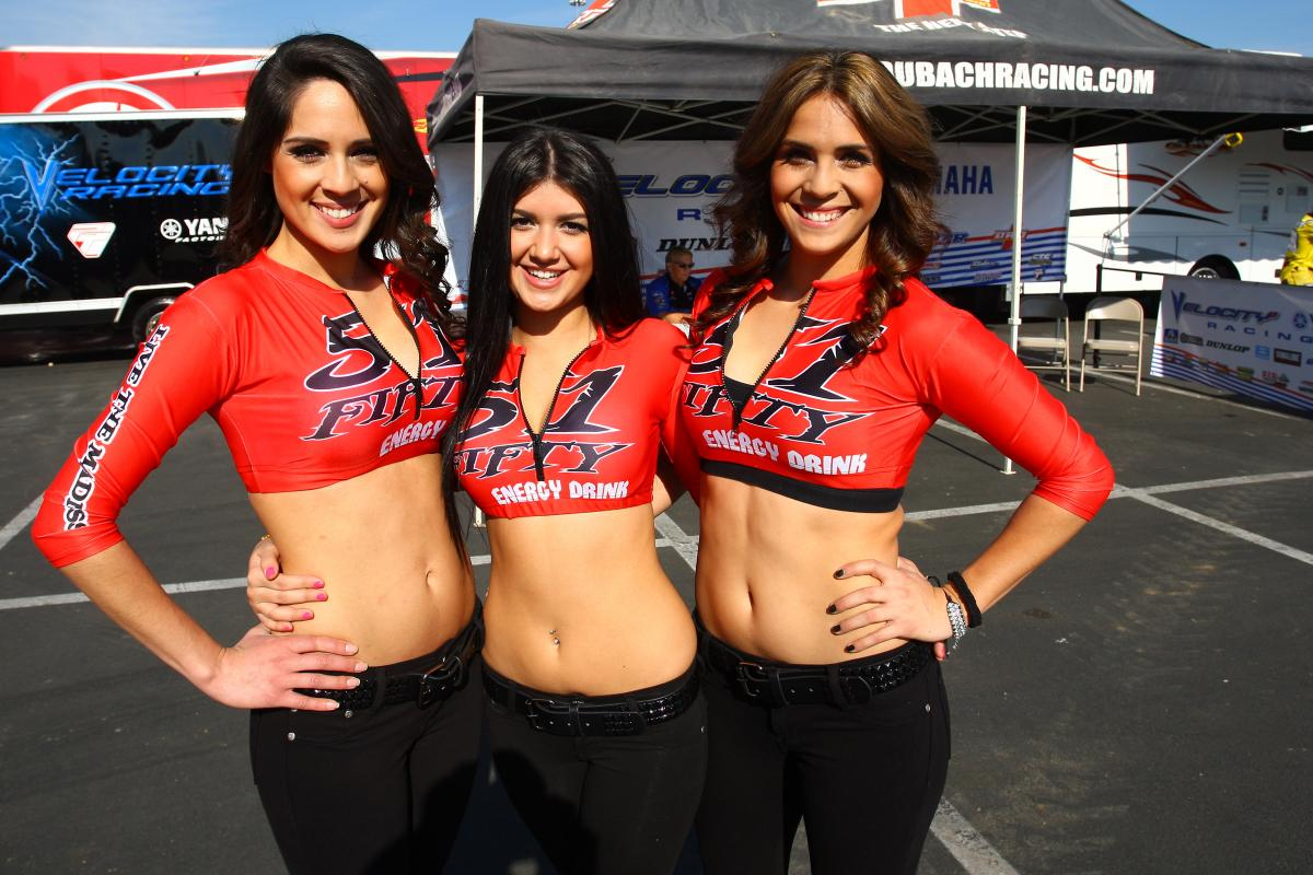 51 Fifty Energy Girls