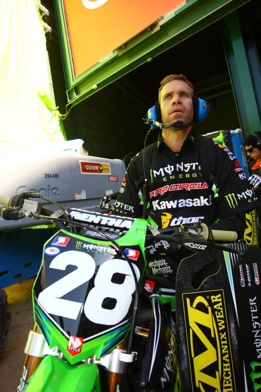 Monster Energy/Pro Circuit Kawasaki