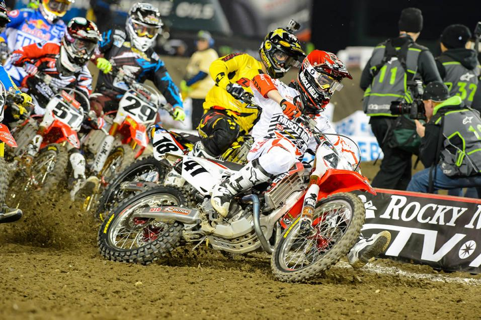 <strong>Going for the W:</strong> Trey Canard