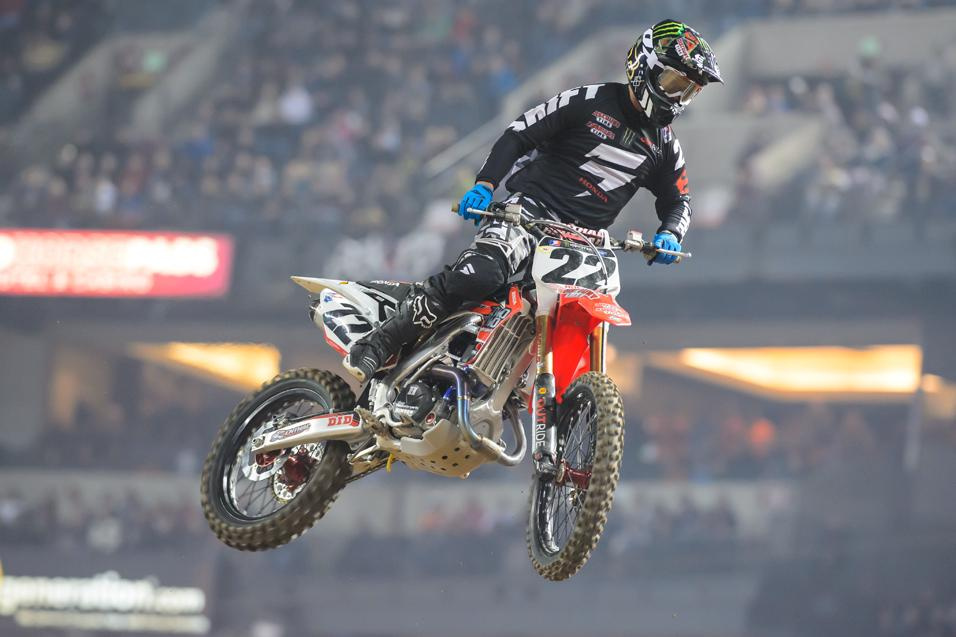 Supercross Breakdown