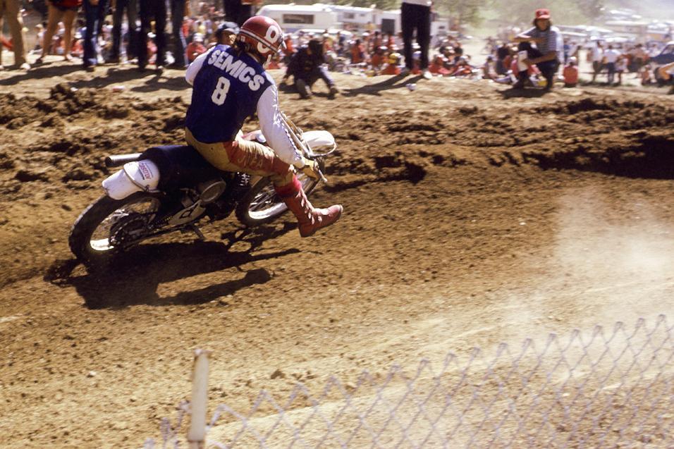 BTOSports Racer X  Podcast: Gary Semics