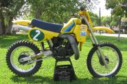 Your Collection: 1982 RH82 Suzuki