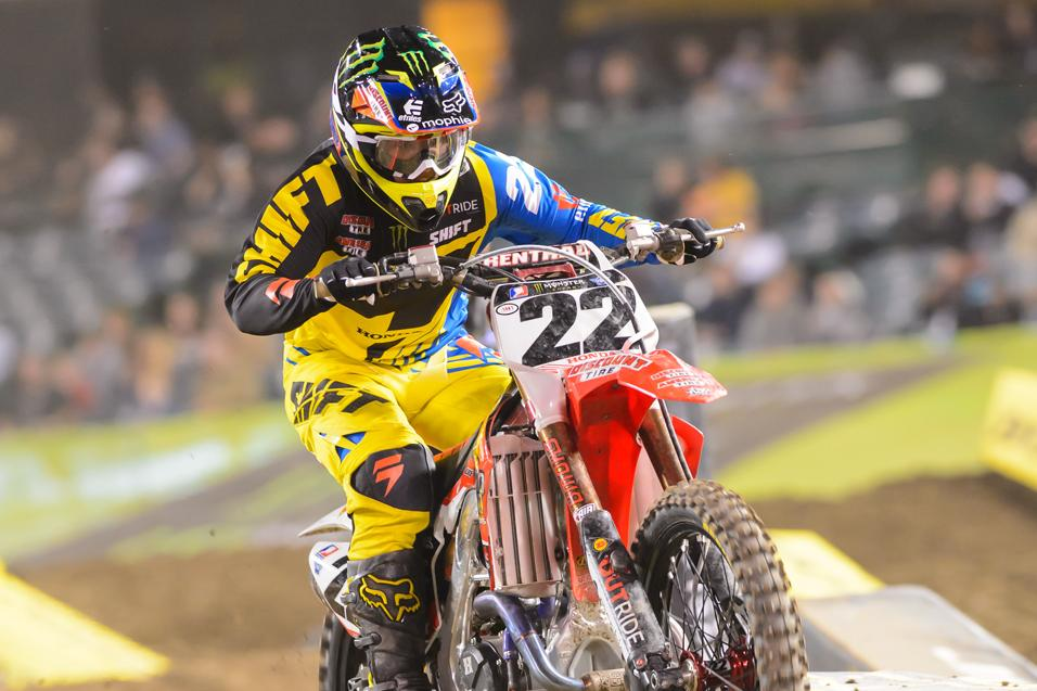 <strong>5 Minutes</strong> with... Chad Reed
