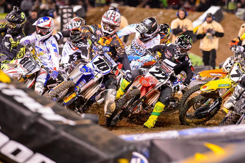 Racer X Race Report: Oakland