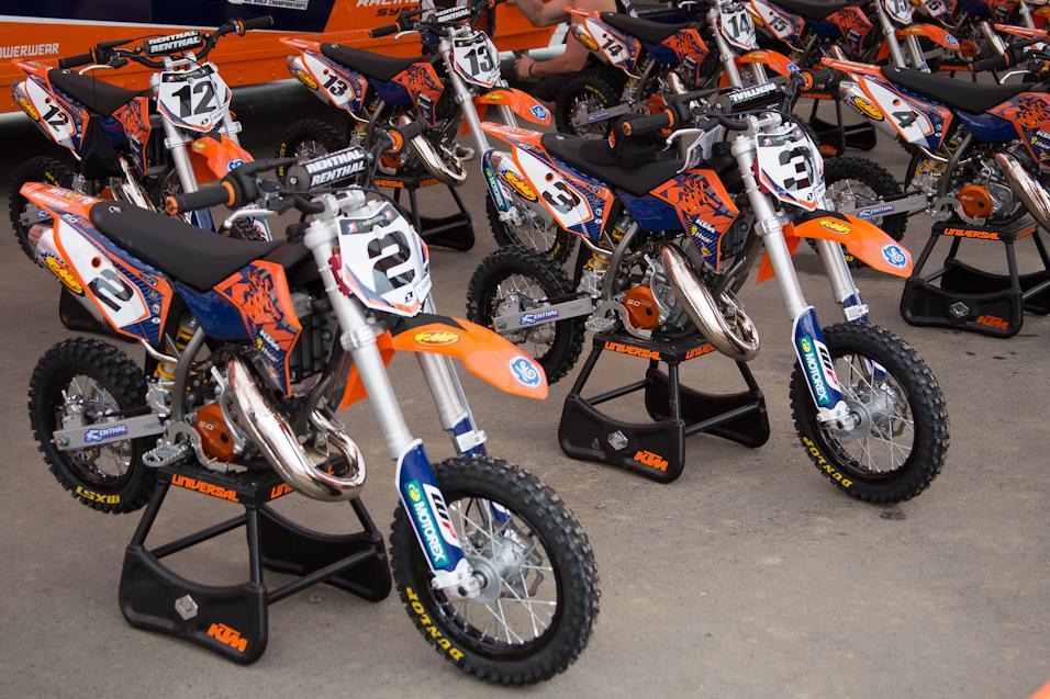 Racer X Films: KTM Jr Supercross Challenge