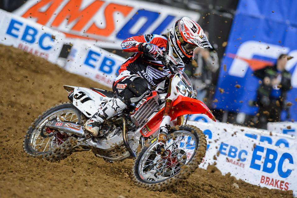 <strong>Going for the W:</strong> Rebuilding Barcia