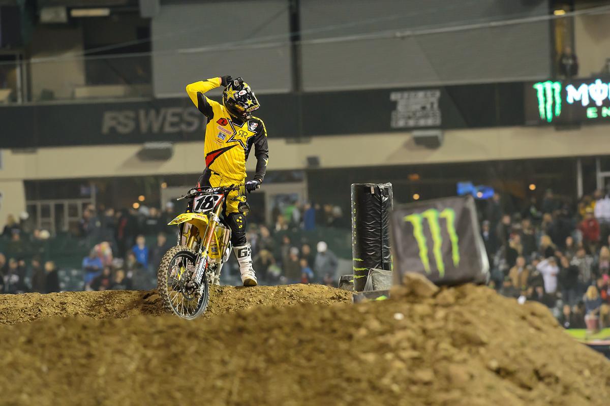 Davi Millsaps // Anaheim 1