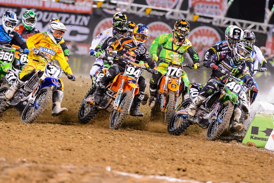 Which west 250 rider should  enter 450SX East race?