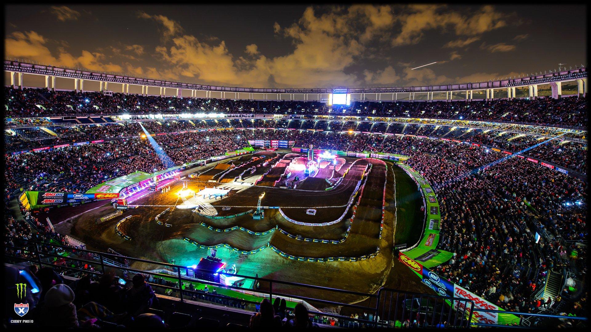 San Diego Sx Wallpapers Supercross Racer X Online