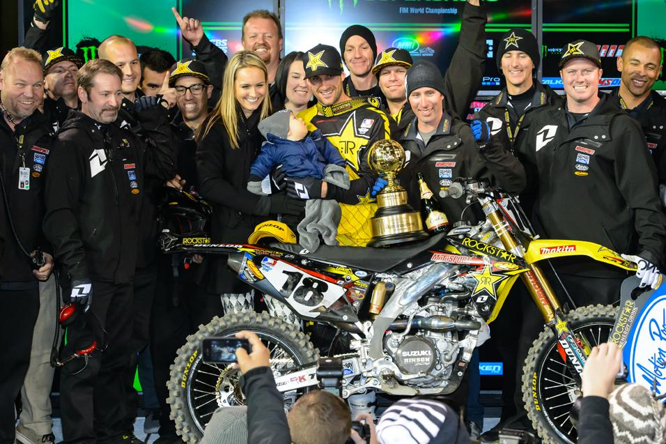 Redux: Rockstar  Energy Racing
