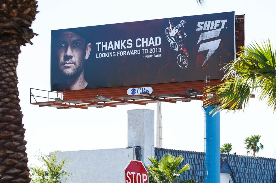 The List:  Moto Billboards