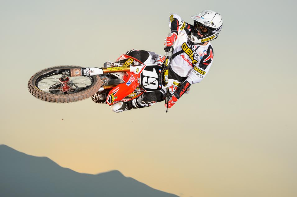 Between the<br /> Motos: Wil Hahn