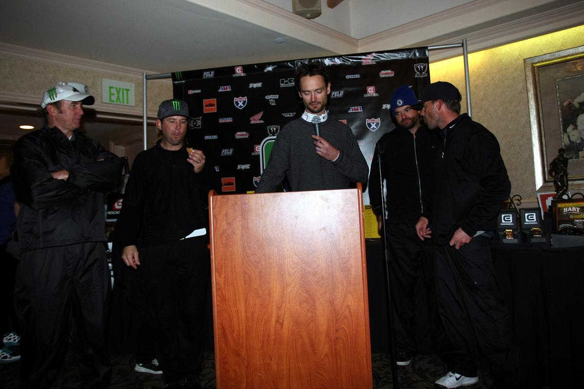 Carey Hart Golf Invitational