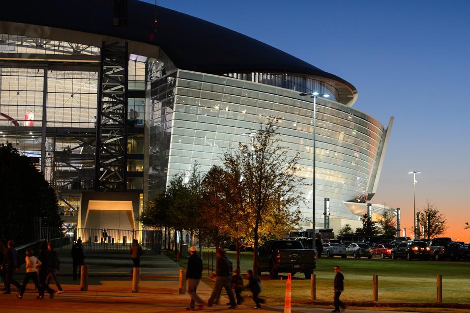 Observations: Dallas