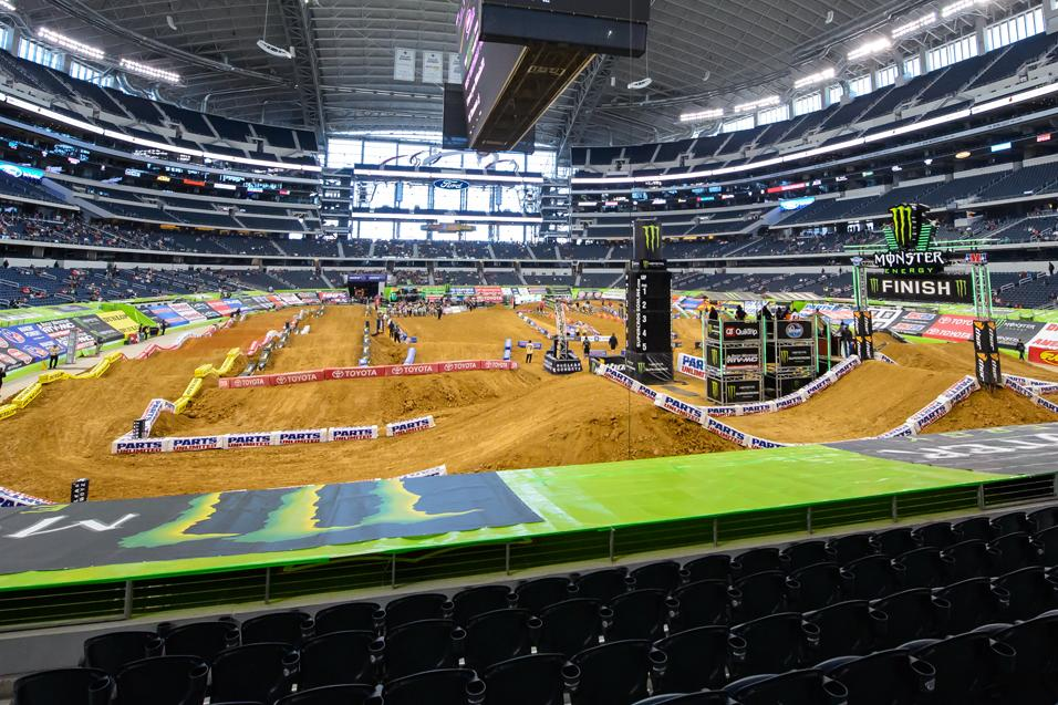 BTOSports Racer X  Podcast: Dallas