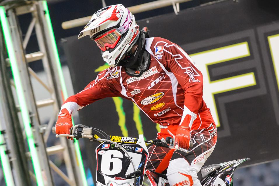 Between the Motos:  Gavin Faith