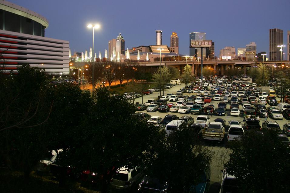 Rev Up: Atlanta