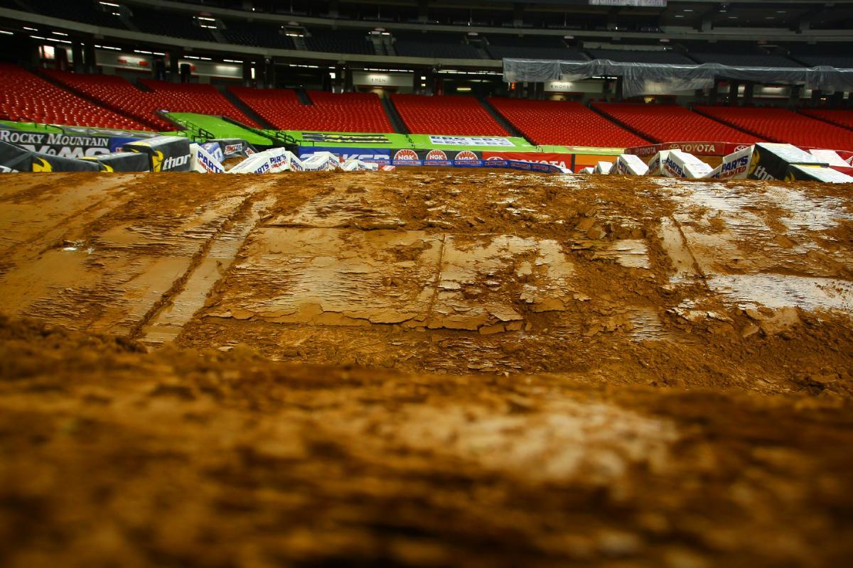 Atlanta Track