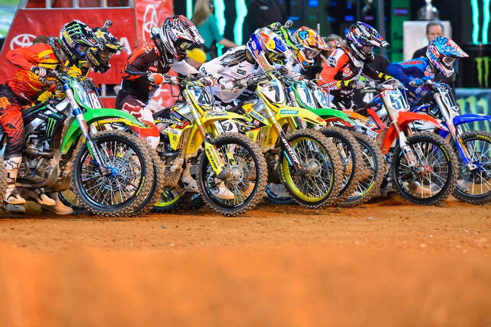 BTOSports Racer X<br /> Podcast: Atlanta