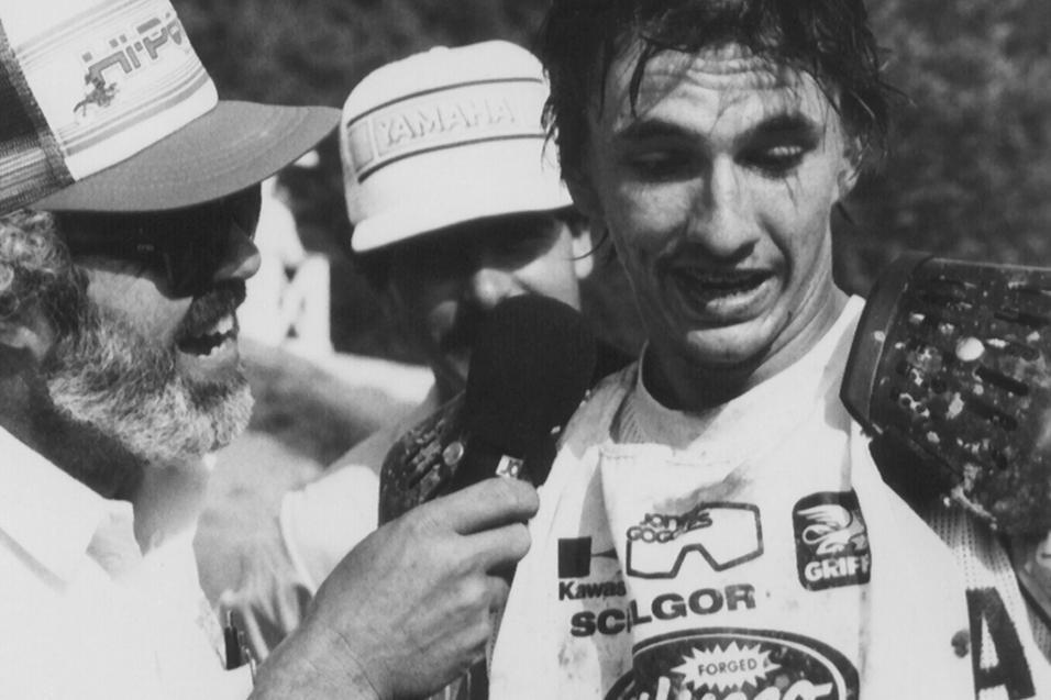 BTOSports Racer X  Podcast: Keith Bowen