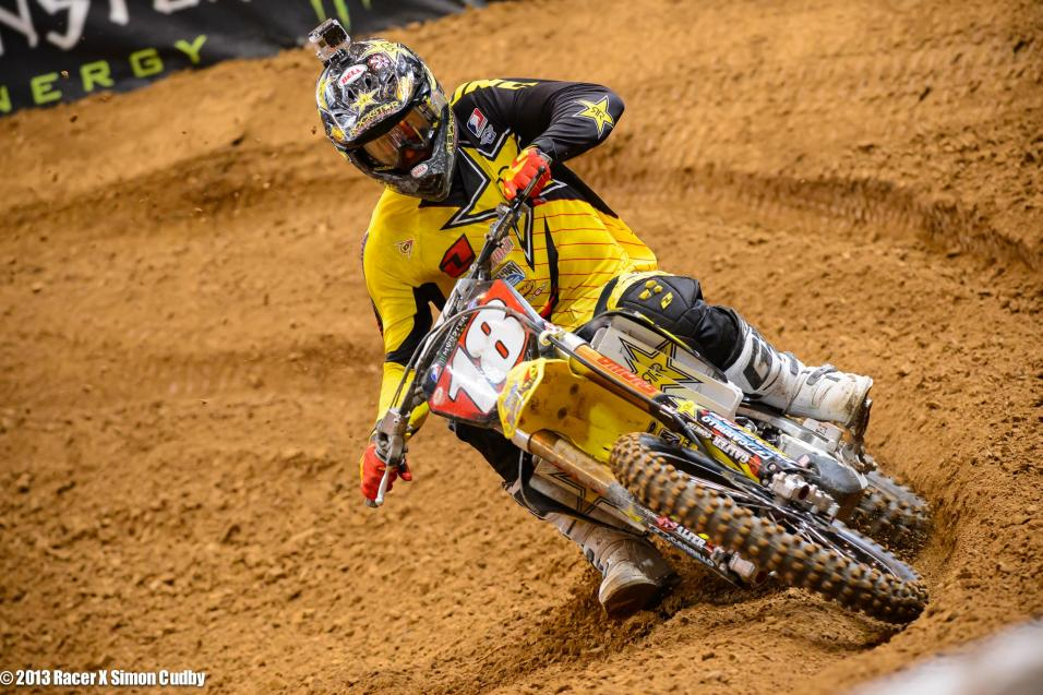 St.Louis SX Practice Gallery