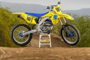 Racer X Tested: 2013  Suzuki RMZ450