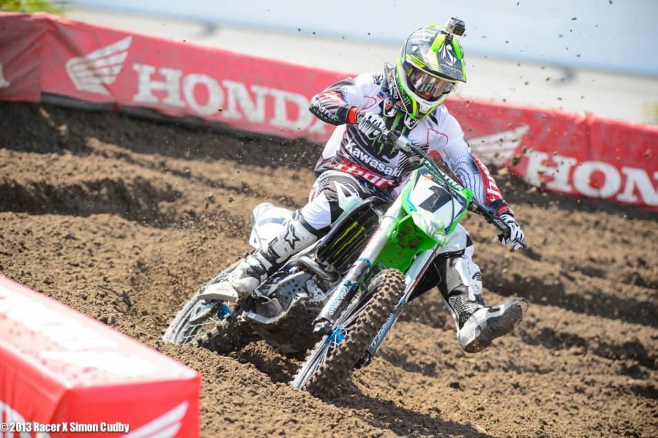 Daytona Practice Report