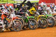 Who will win the  250SX East Region title?