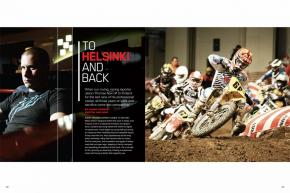 Journeyman-turned-journalist Jason Thomas reflects on his time in the sport as he travels to the final race of his colorful career. Page 182.