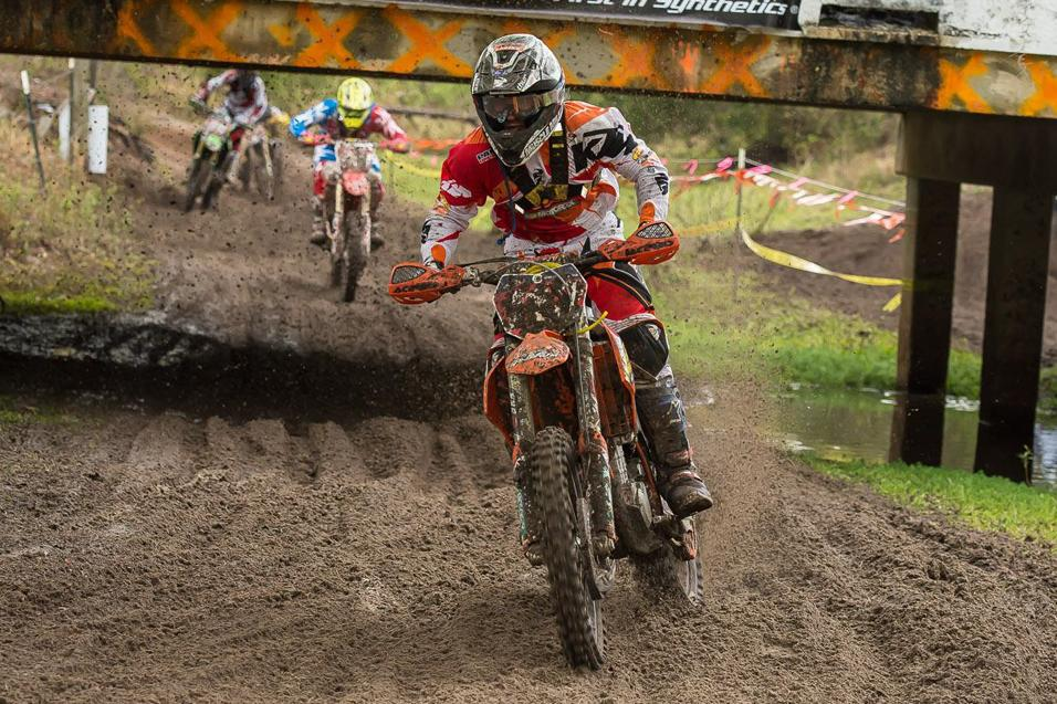 Between the  Motos: Charlie Mullins