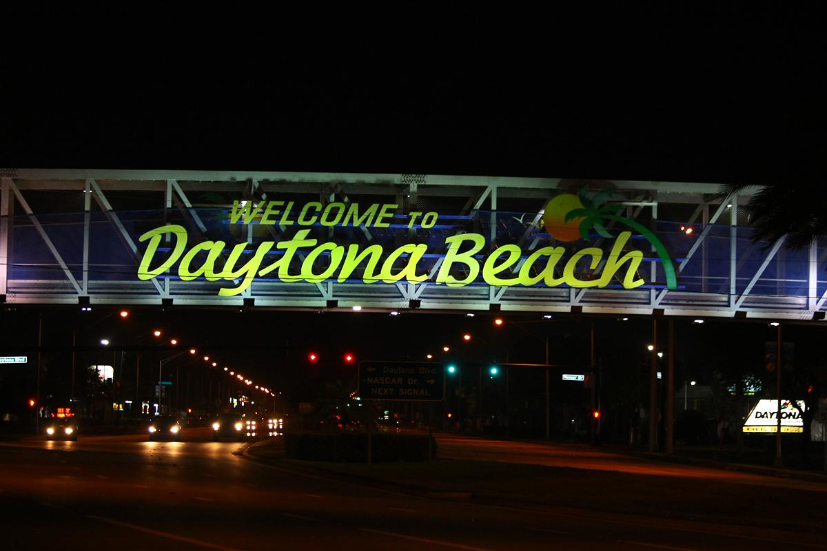 A Different View: Daytona