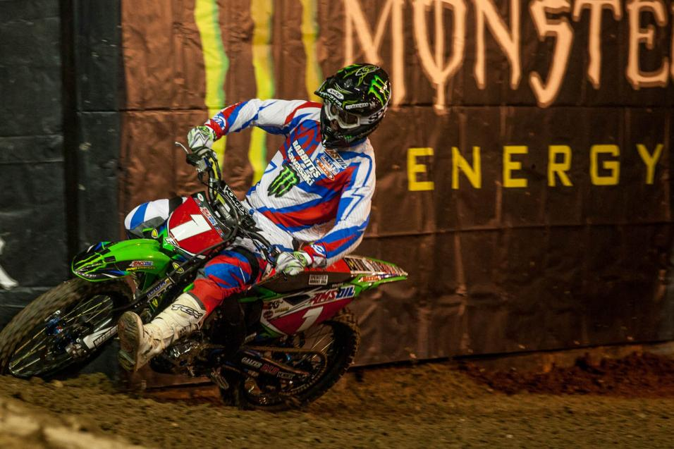 Racer X<br /> <strong>Race Report:</strong> Denver AX<br />  Night 1