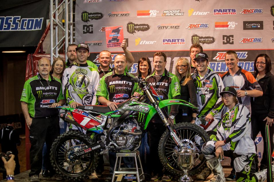 Racer X<br /> <strong>Race Report:</strong><br /> Denver AX Night 2