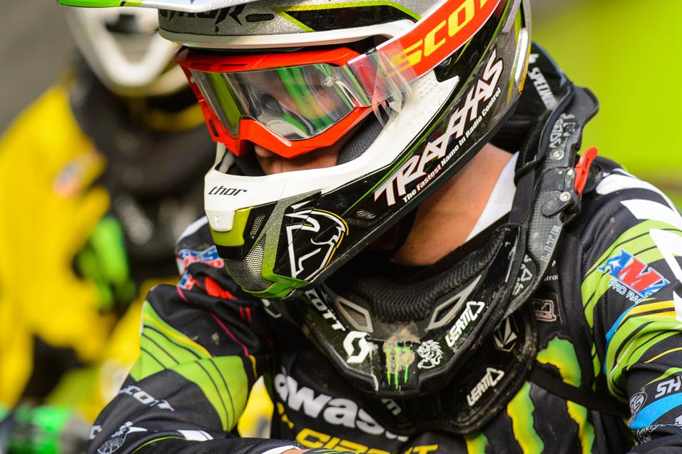 BRA: Pro Circuit  Kawasaki Woes